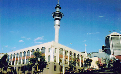 Australie Nieuw-Zeeland bezienswaardigheid Djoser