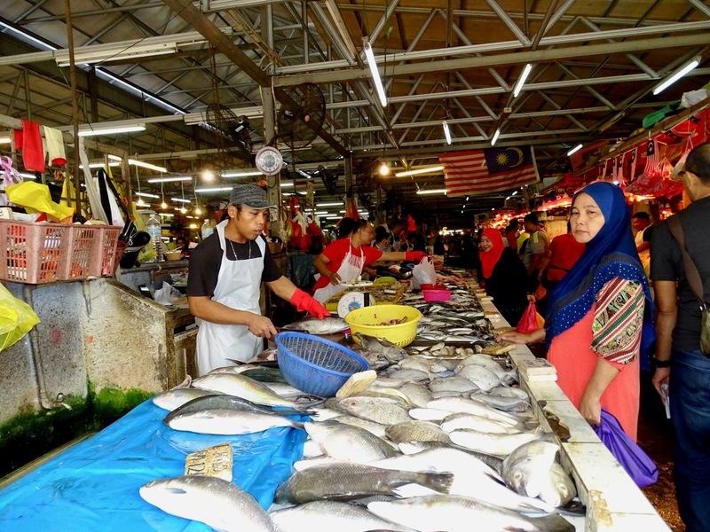 Kuala Lumpur - Markt