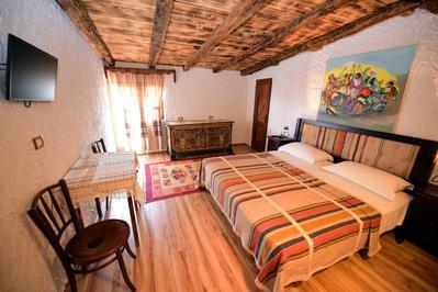 Hotel Tradita kamer Shkoder Albanie