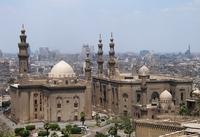 Moskee Cairo Egypte