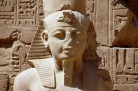 Beeld Karnak Egypte