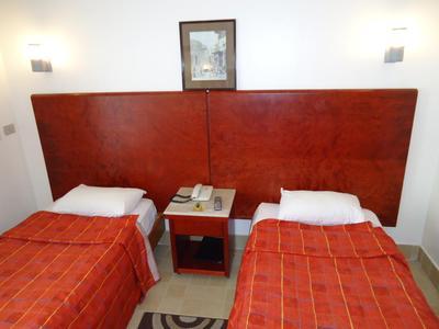 Pharaohs Hotel kamer Cairo