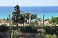 Tempel Byblos Libanon