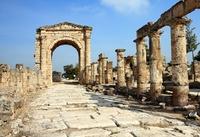 Tempel Tyre Libanon