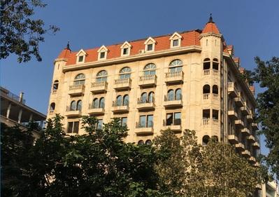 Golden Tulip Serenada Hotel Hamra Beiroet Libanon