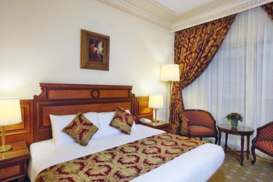 Golden Tulip Serenada Hotel Hamra kamer Beiroet Libanon