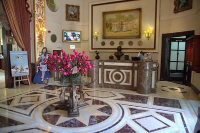 Golden Tulip Serenada Hotel Hamra receptie Beiroet Libanon