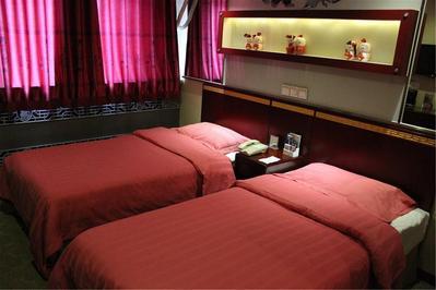 Hu Guo Si Hotel kamer Beijing China