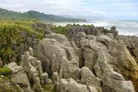 Punakaiki Pancake Rocks Nieuw-Zeeland
