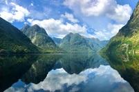 Doubtful Sound Nieuw-Zeeland (internet)