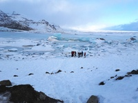 Landschap excursie IJsland