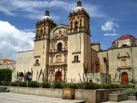 Oaxaca kerk Mexico