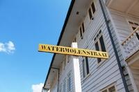 Straat Paramaribo Suriname