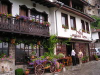 Veliko Tarnovo staat Bulgarije
