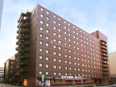 Elcient Hotel Kyoto Japan