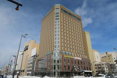 Hotel Route-Inn Grand Asahikawa Ekimae Japan