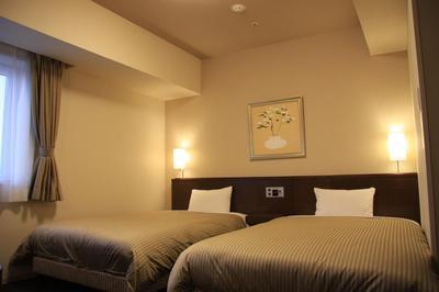Hotel Route-Inn Sapporo Chuo kamer Japan