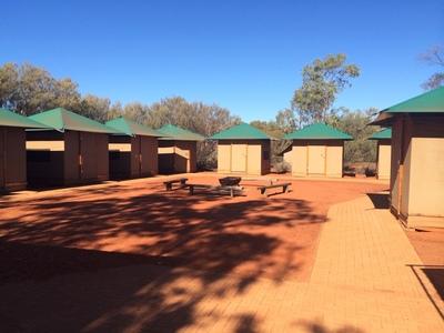 Tenten camp Australie