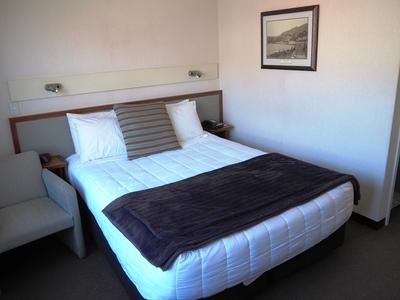 Bay Plaza kamer Wellington Nieuw-Zeeland