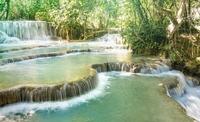 Kuang Si watervallen Laos