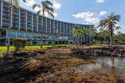 Castle Hilo Hawaiian Hotel Hawaii Amerika