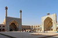 Iran Isfahan Immamplein
