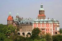 Baranow kasteel Polen