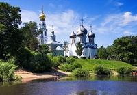 Vologda Kremlin Rusland