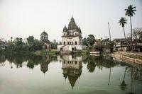 Puthia tempel Bangladesh