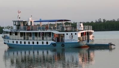 Boot excursie Sunderbans Bangladesh