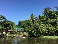 Klong tour Bangkok Thailand