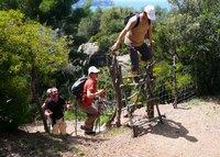 Wandeling hek Mallorca