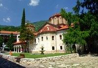 Bachkovo klooster Bulgarije