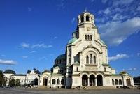 Alexander Nevski kerk Sofia Bulgarije