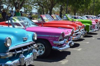 Havana, oldtimers