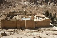 St. Catherina klooster Egypte
