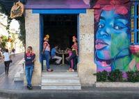 Bar Cartagena Colombia