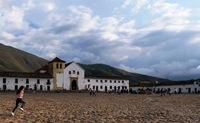 Villa de Leyva plein Colombia