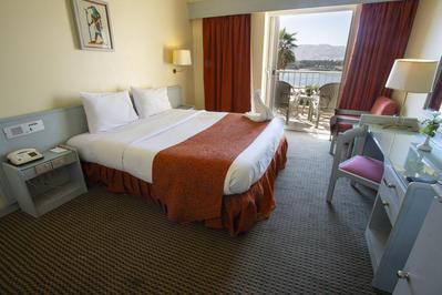 Aetabe Hotel kamer Luxor Egypte