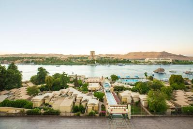 Isis Corniche Hotel Aswan Egypte