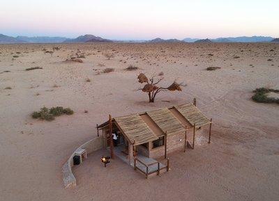 Sossusvlei - Desert camp