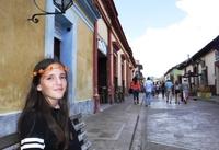 San Cristobal meisje Mexico