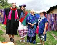 Klederdracht family Mexico