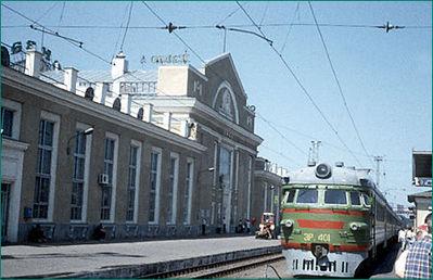 Transsiberie Express trein Rusland