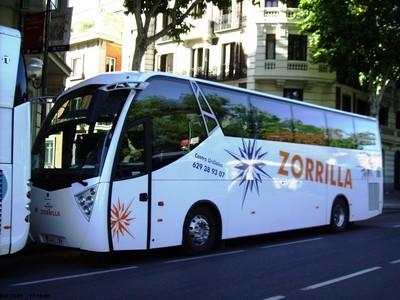Bus wandelreis noord Spanje