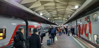 Metro Rusland Moskou