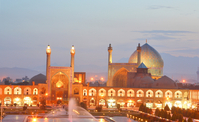 Iran - Isfahan Moskee