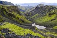 Thorsmork IJsland