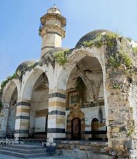 Israel - Tiberias Moskee