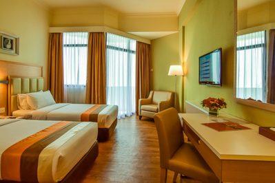 Djoser Maleisie rondreis Penang Sentral Seaview Hotel